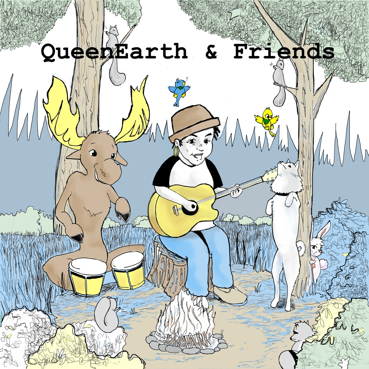 QueenEarth & Friends: Live and Acoustic