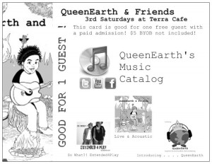 QueenEarth & Friends: Buy One Get One Free
