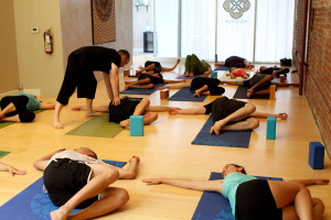 QueenEarth at Be The Change Yoga & Wellness