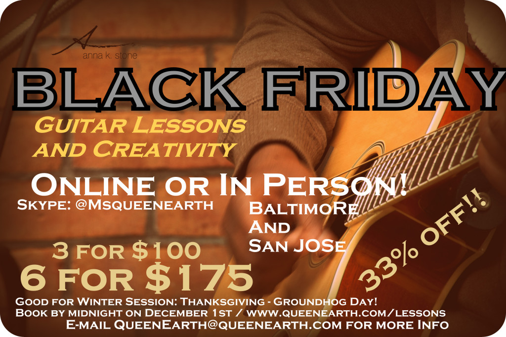 33% OFF! Thanksgiving - Groundhog! Online or in person. Baltimore - San Jose!