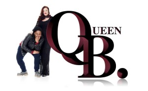 QueenEarth + Janice B = Queen B :) Photo: Aisha Butler Design: Carlos Avina
