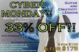 Cyber Monday Specials! Photo by Chelsea Monae!