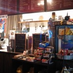 Awesome atmosphere and a nice selection via the extensive menu and snackbar!